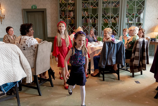 York Fashion Week 2019 - Mother's Day Afternoon Tea