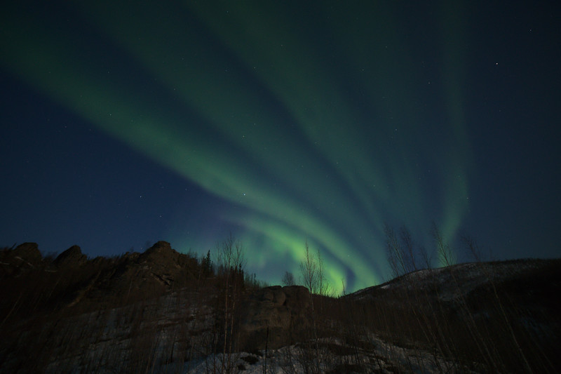 Spreading Aurora