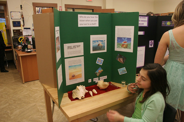 Middle and Elementary School Science Fair
