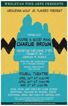 2020-21 MS Play - You're a Good Man, Charlie Brown