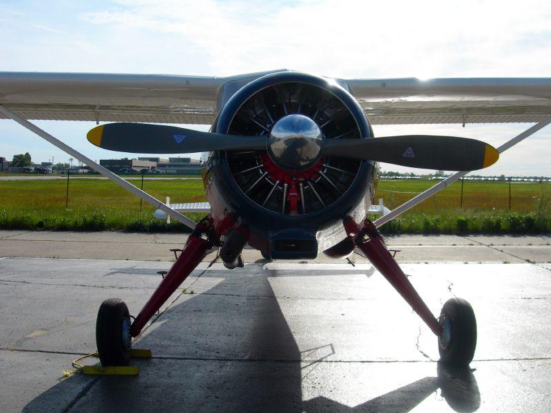 de Havilland DHC2 Mk1 Beaver - C-GXPM