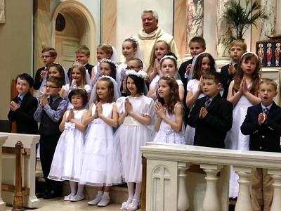 2015 First Eucharist