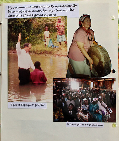 '99 Kenya Mission Project