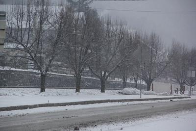 Snow Photos, Tamaqua (1-28-2013)