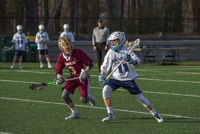JV Lacrosse 4/9 vs Sharon