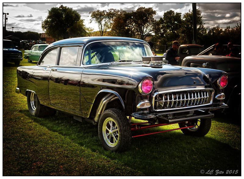 November 7, 2015 Piston and Paint Car Show Denton, Texas