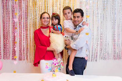 Ana Graciela's 2nd Birthday