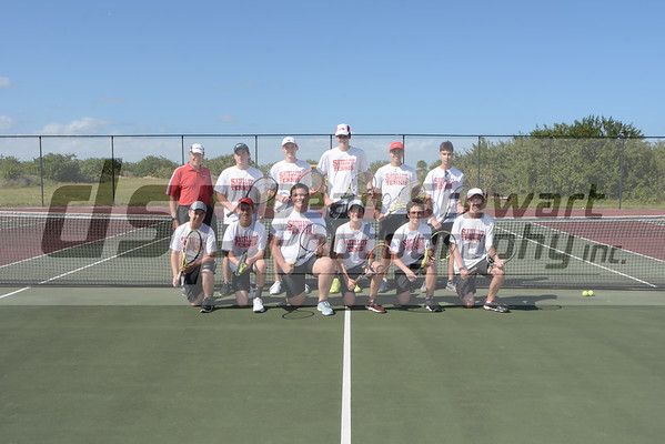 Boy's Tennis 3-14-19