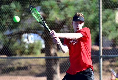 Photos: Fairview vs Boulder Boys CHSAA Tennis