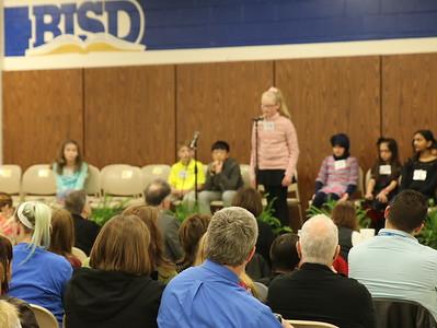 Birdville ISD's 2016 Spelling Bee