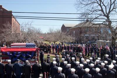 Lieutenant Raguso Funeral [3-31-18]