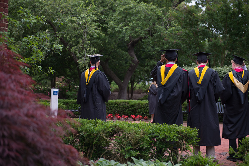 Danny's UMD Graduation