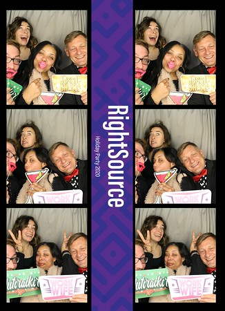RightSource Holiday Party