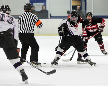 Duluth Junior Gold vs. Lakeville    2-3-2013