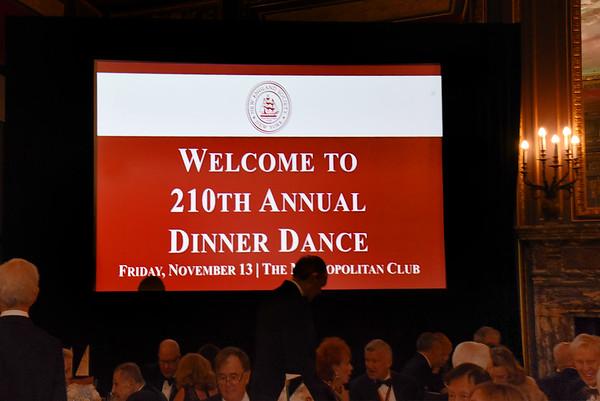Nov 13, 2015 - 210th Annual New England Society Dinner Dance