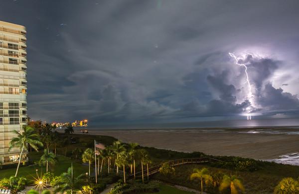 Marco Island Lightning