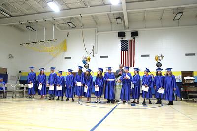 Sugar Camp 6th Grade Graduation