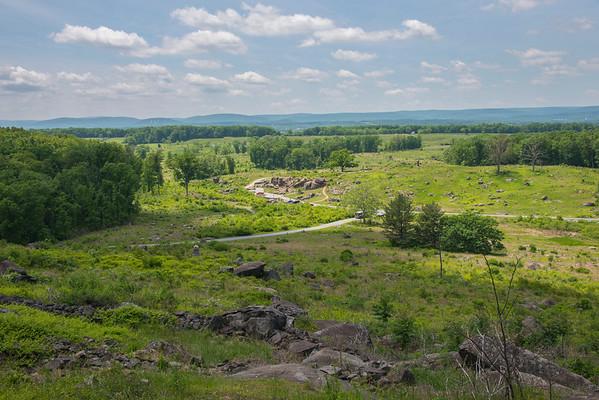 Gettysburg National Battle Memorial