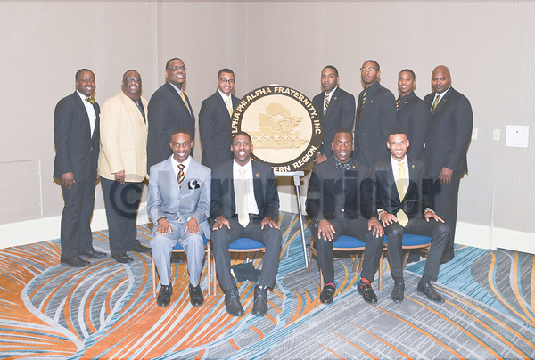 College Brothers Luncheon 2014
