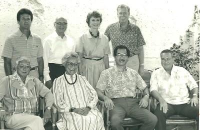1986 Outrigger Duke Kahanamoku Foundation
