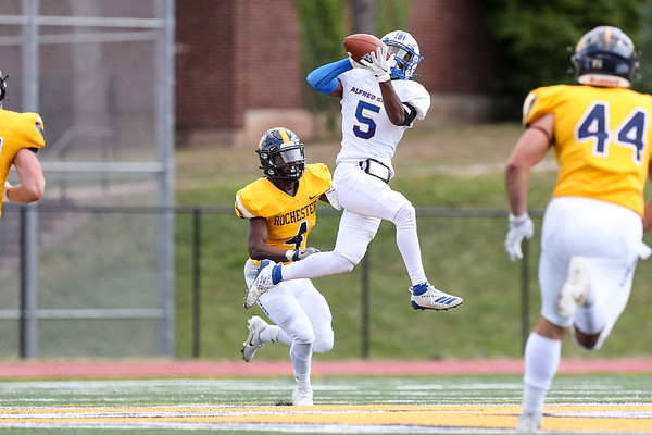 Alfred State Pioneers v. University of Rochester Yellowjackets 9-11-21