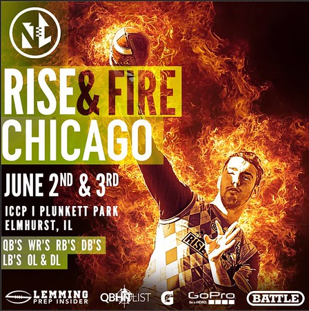 All QB's [Rise and Fire Chicago 2018]