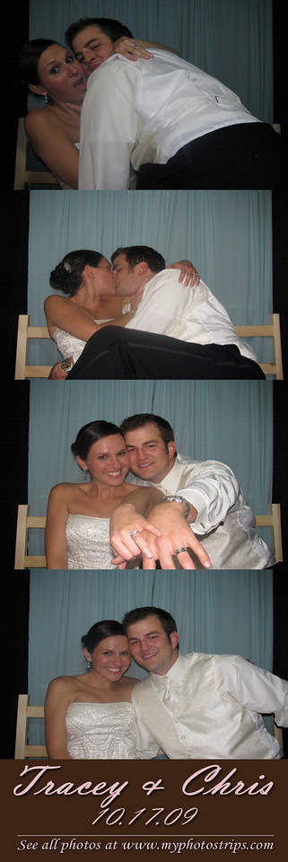 Tracey & Chris (10-17-09)