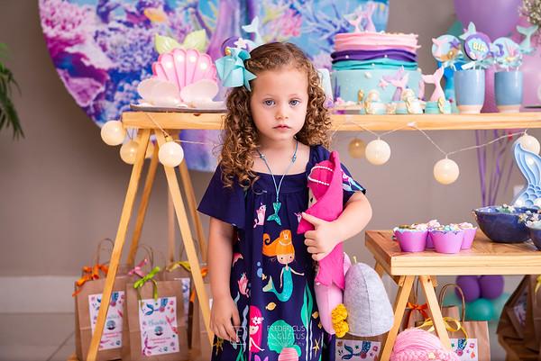 Aniversário da Beatriz 3 Anos