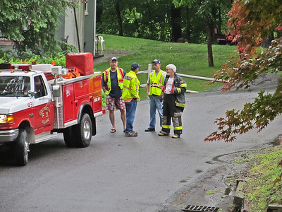5-22-12 Electrical Fire, Schuyler Lane