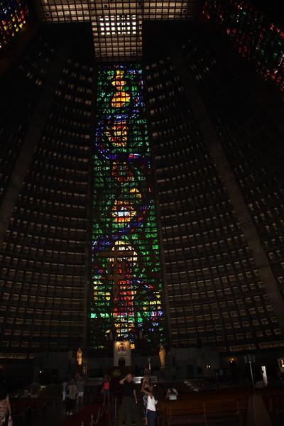 inside of Sao Sebasteo