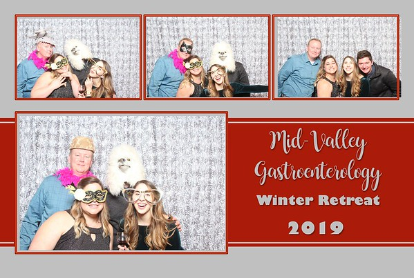 Mid Valley Gastroenterology Holiday Party 2019