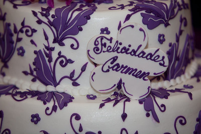 Carmen's 70th Birthday