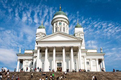Copenhagen, Stockholm, Helsinki & Oslo