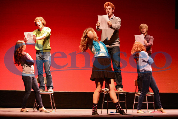 "Geneseo MTC ""Music Theatre Club"" Fall 2011"