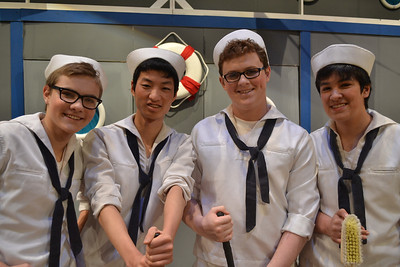 LAHS Anything Goes 2013