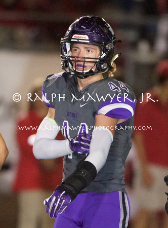 Andrew Kennell -  Boerne HS Football (2015 & 2016)