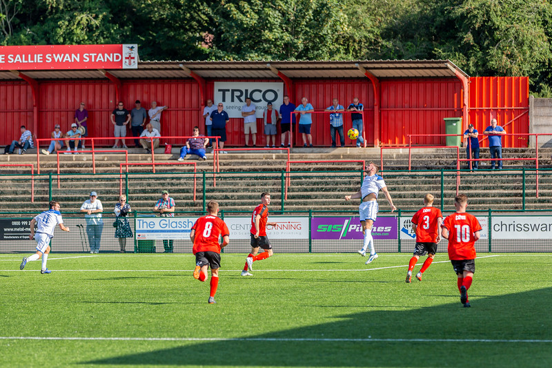 Redditch United vs Lowestoft Town Football Club