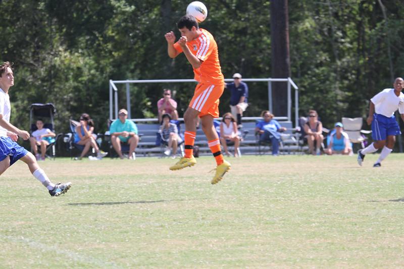 U18 Pride Lafayette Tournament Sept 8-9 2012