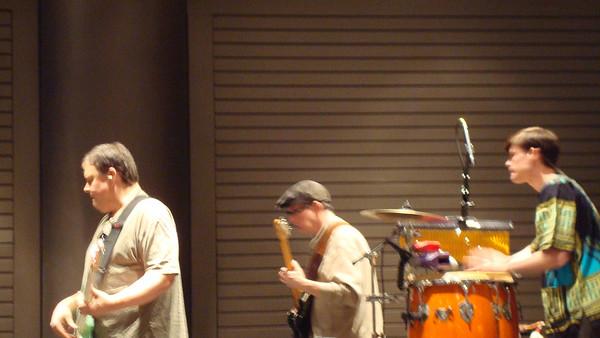 2012-02-09 Playing @ the Plaza-Juka Tribe