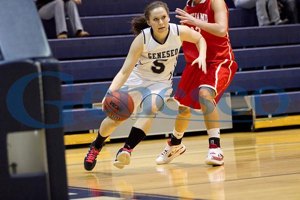 Women's Basketball Playoffs vs. Cortland