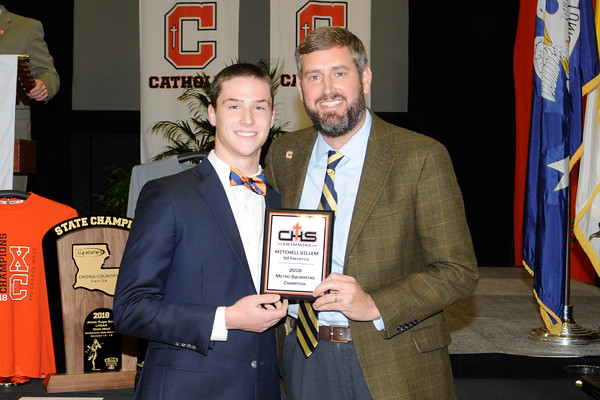 2018 CHS Fall Sports Convocation