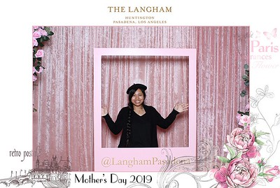 Mother's Day At Langham Pasadena
