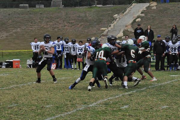 Thacher Football - Final Game 2011