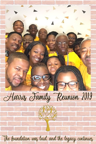 Harris Family Reunion 2019
