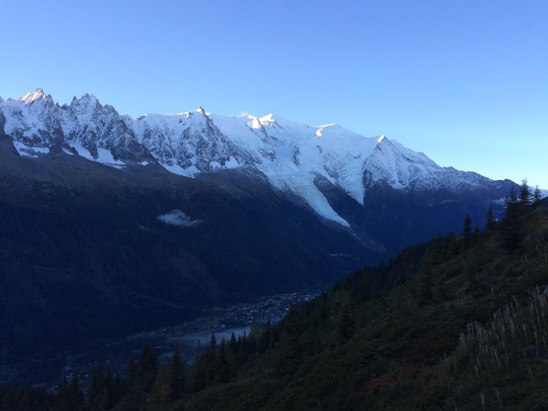 Stage 11 Refuge la Flegere to Les Houches