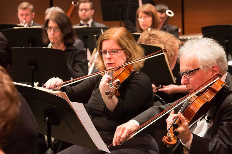 Caroline Saccucci and David Schoenbaum -- Symphony of the Potomac, January 29, 2017