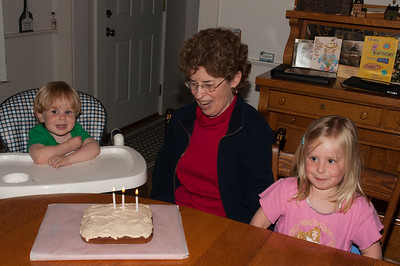 Grandma's Birthday 2011
