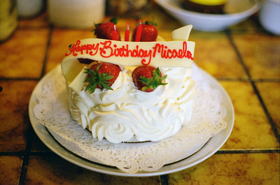 Micaela's Birthday, 1999