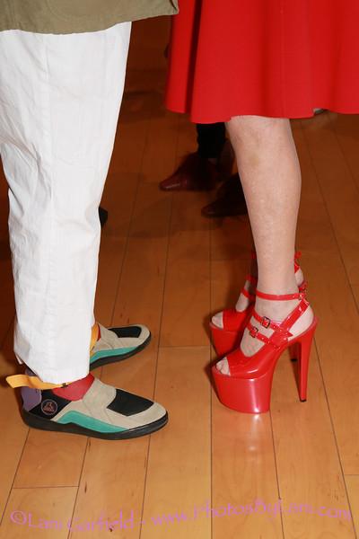 Killer Heels Exhibit Opening at PS Art Museum 10/24/15
