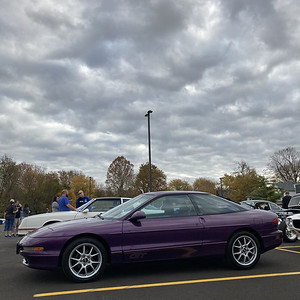 Indy Cars & Coffee Media Cruise